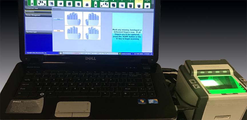 Fresno Fingerprinting Live Scan Services Fbi Ink Card